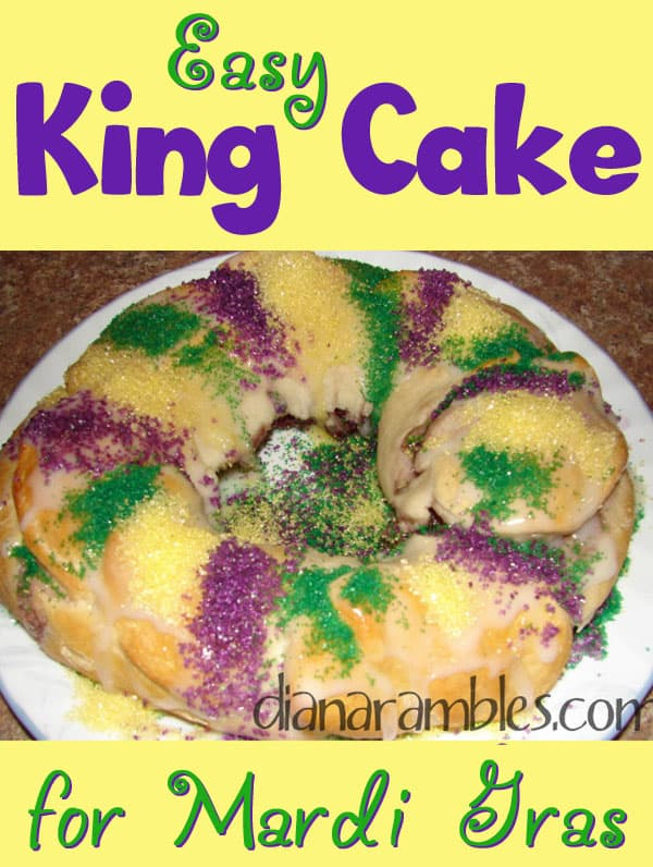 King Cake What Does It Mean To Get The Baby
