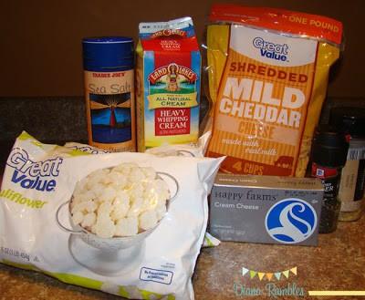 mockafoni cheese ingredients recipe
