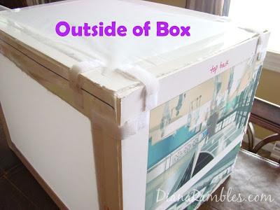 DIY cheap light box