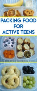 Healthy Lunch Ideas for Teens - Need some school lunch ideas for teens? Check out these teen lunch ideas which will help you know what to pack in their lunchbox. Snacks for teenagers are also included.