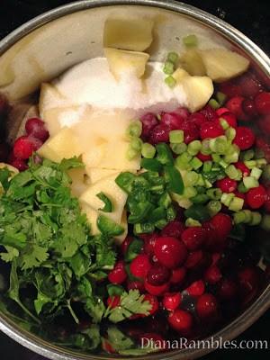 cranberry pepper jam recipe