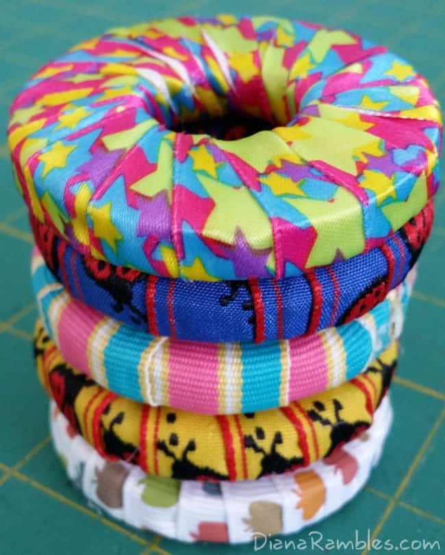 DIY Sewing Pattern Weight
