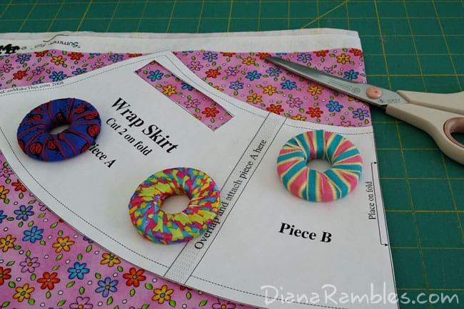 DIY Sewing Weights Hold Down Pattern