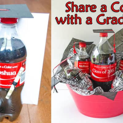 Share a Coke with a Graduate