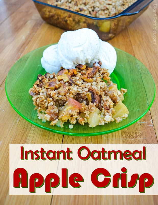 Instant-Oatmeal-Apple-Crisp-Recipe