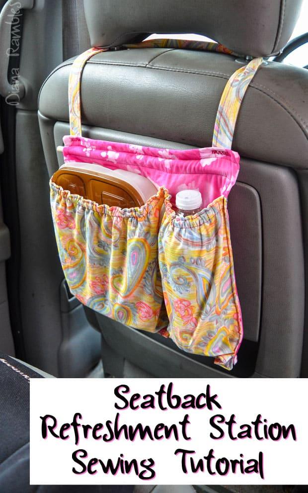 Seatback Refreshment Station Tutorial