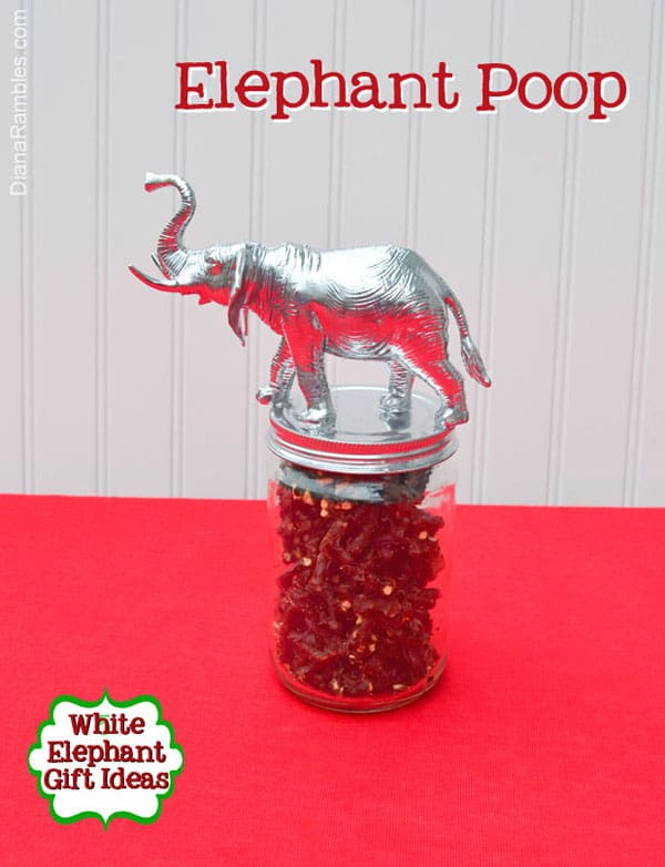 White Elephant Gift Ideas Potty Edition Gag Gifts Exchange