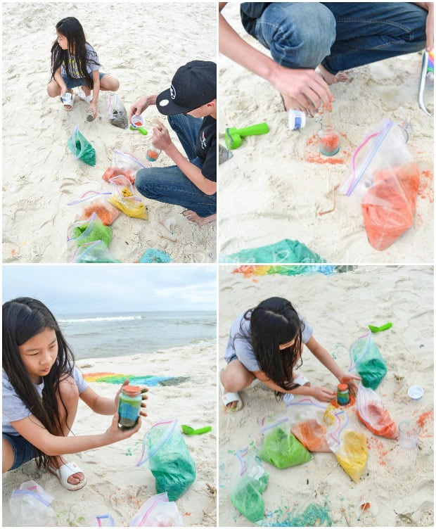 Sand-Art-Bottles-Beach-Craft-Directions