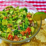 Easy Chunky Guacamole Recipe