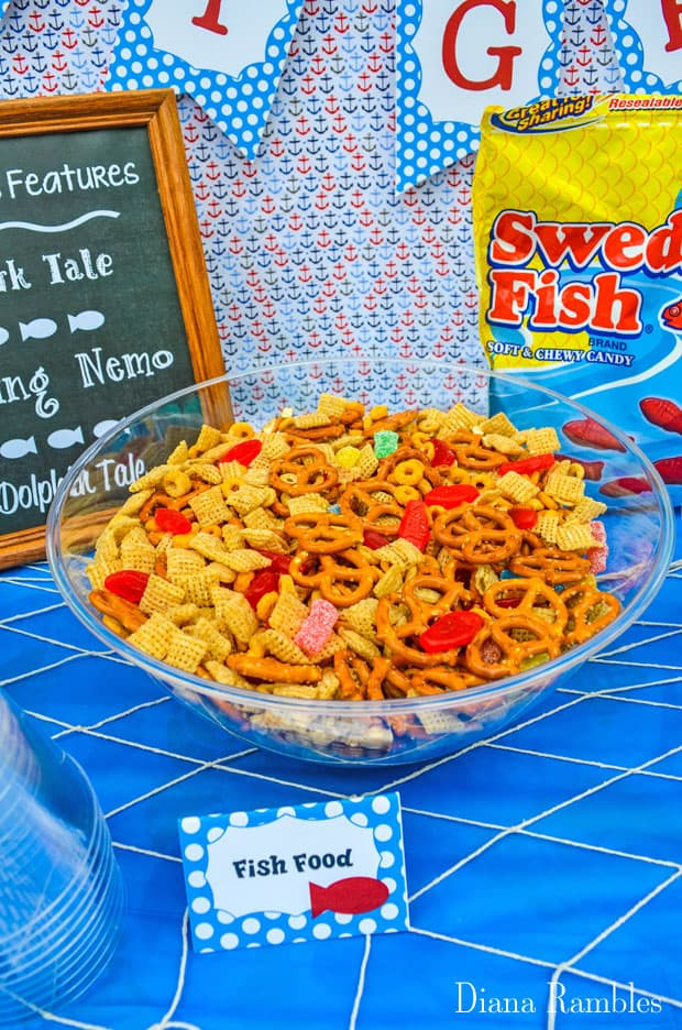 Sweet and Sour Snack Mix Recipe Swedish Fish