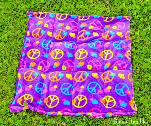 DIY Dog Summer Cool-Off Cooler Pad Tutorial Sewing