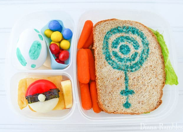 Pokémon GO Bento Lunch