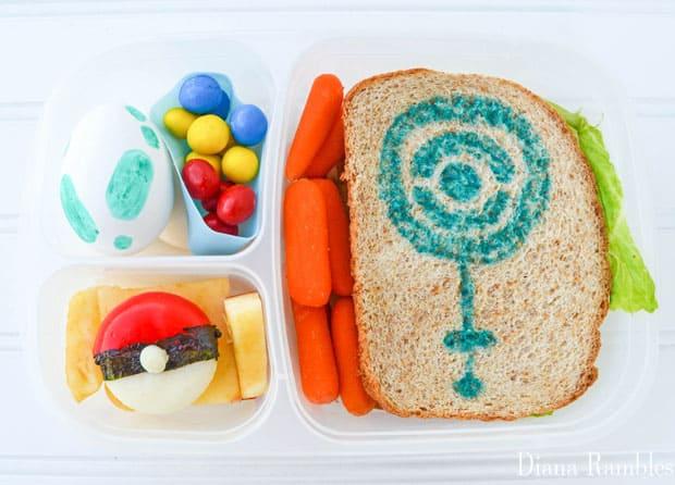 Pokémon GO Bento Lunch