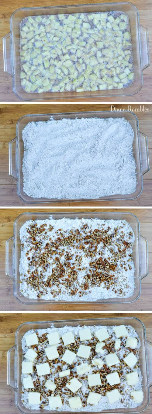 Recipes with spice cake mix and apples