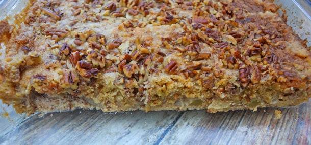 Autumn Apple Cake Recipe Using Yellow Cake Mix