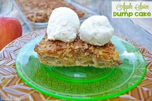 Recipe Using Fresh Apples And Yellow Cake Mix
