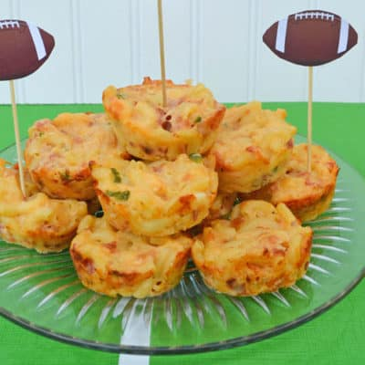 Bacon Jalapeno Macaroni and Cheese Cups