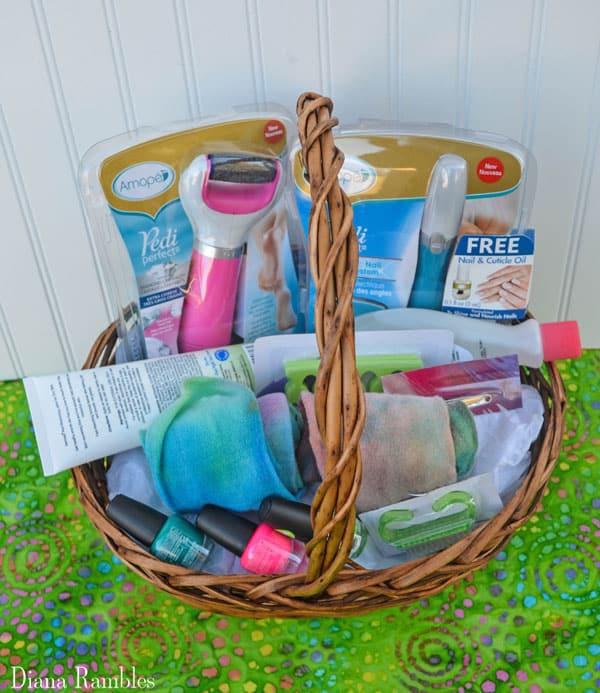 pampered-foot-gift-basket