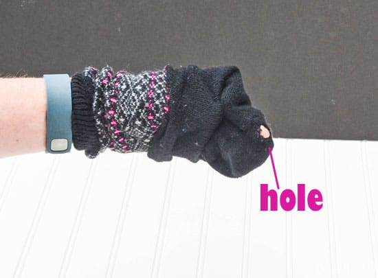 sock-with-hold-craft