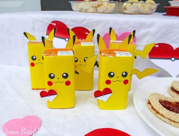 Pokémon Valentineu0027s Day Party