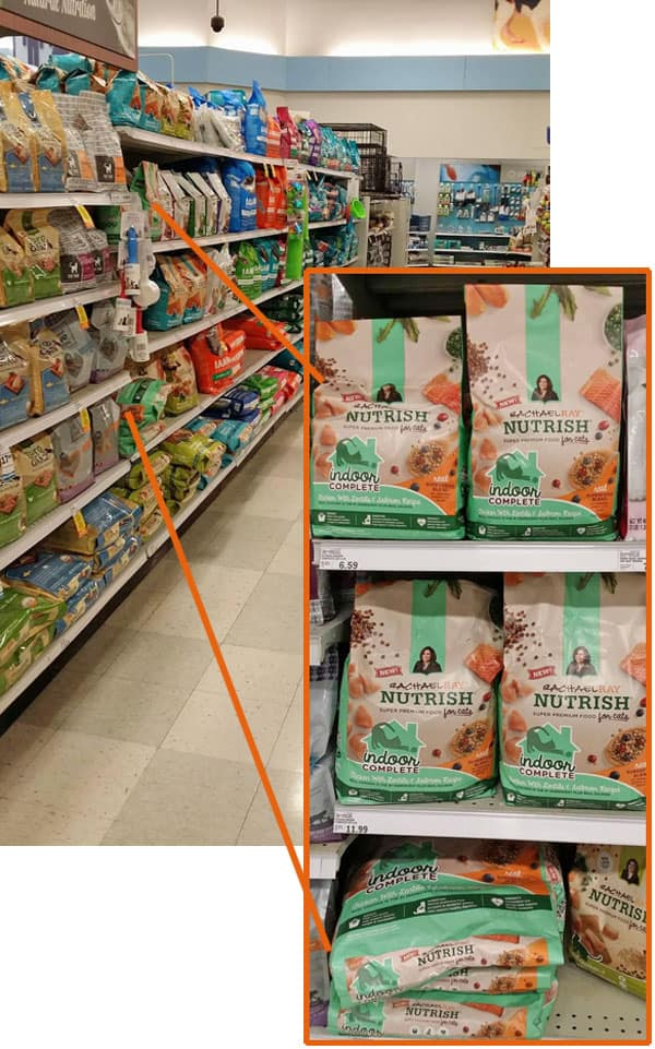 nutrish at Meijer