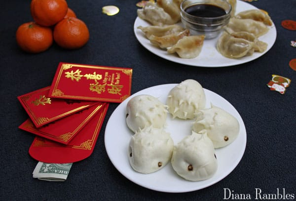 fun shaped steam buns