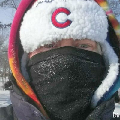 Quick DIY Ski Mask Tutorial