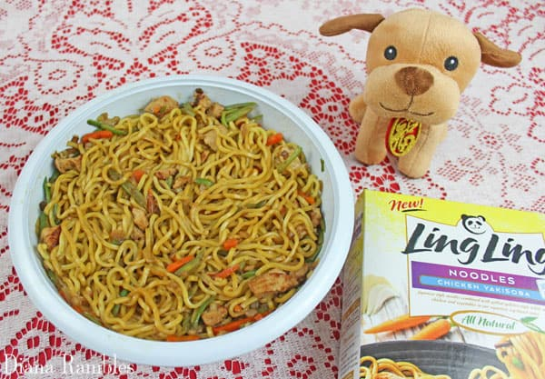 Ling Ling Asian Noodles