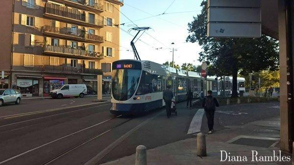 Geneva Tram