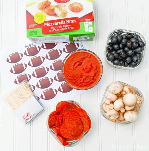 pizza stacker ingredients